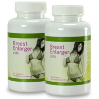 Breast-enlarger