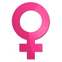women-sign