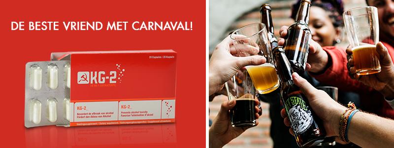 De beste vriend met Carnaval